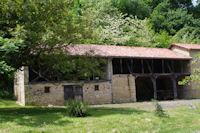 Une grange du Moulin de Notre Dame