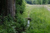 Le ruisseau de Lasbats