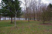 Le Lac de Flourens apparait