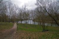 Le bras Est du Lac de Flourens