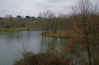Le tour du lac de Flourens