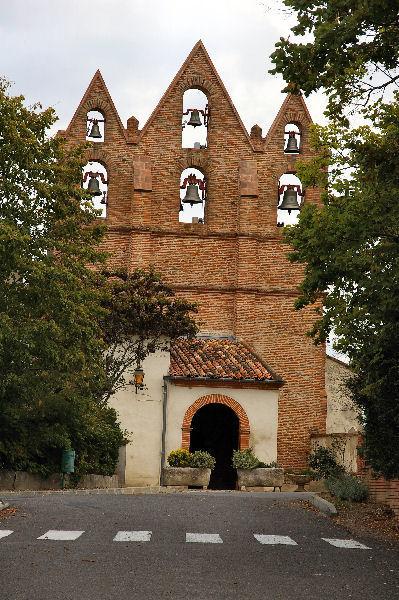 L'église de Goyrans