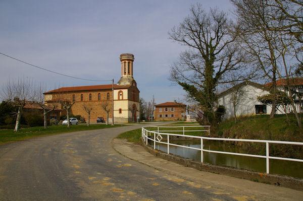 L_église de Lautignac