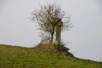 Une croix a Chancholle