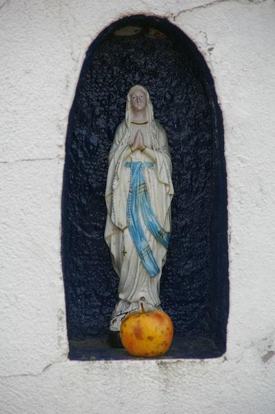 Une Vierge à Labatut