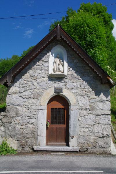 La Chapelle Ste Anne à Cazeaux de Larboust