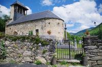 L'Eglise de Benque Desous