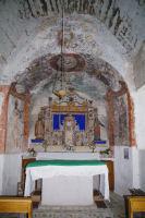 Fresques dans l'Eglise de Benque Dessous