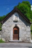 La Chapelle Ste Anne a Cazeaux de Larboust