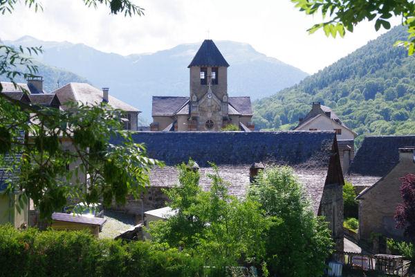 L_Eglise de Castillon de Larboust