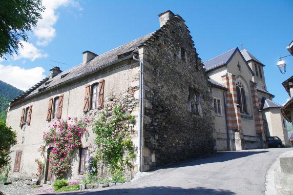 A Castillon de Larboust