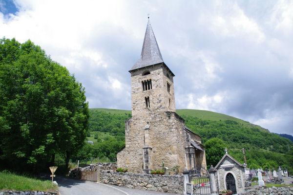 L_Eglise de Cazeaux de Larboust