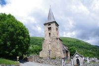 L'Eglise de Cazeaux de Larboust
