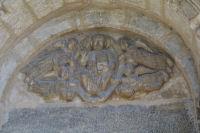 Le ponton de l'Eglise de St Aventin
