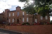 La Mairie de Montesquieu Lauragais