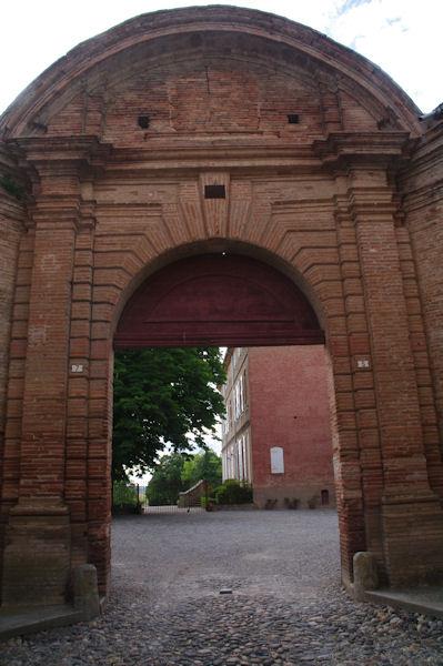 Le chateau de Montesquieu Lauragais