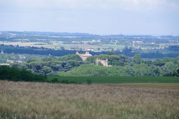 Le château de Vieillevigne