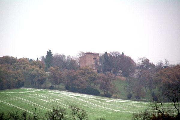Le château Roqueville