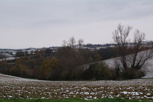 Le vallon de la Boytouse