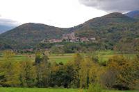 St Bertrand de Comminges depuis Seingès