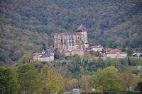 St Bertrand de Comminges depuis Ampau
