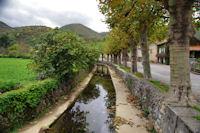 Le ruisseau de Poursingles