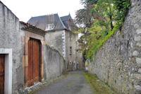 Ruelle dans St Bertrand de Comminges