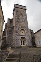 La cathédrale de St Bertrand de Comminges