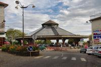 La halle de Montrejeau