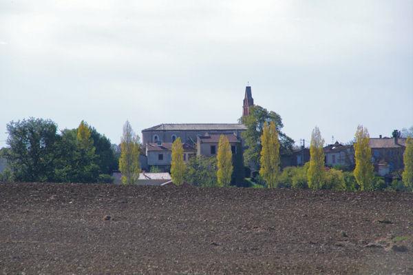 L_église de Paulhac