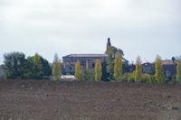L'eglise de Paulhac