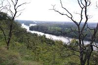 La Garonne depuis Malroc