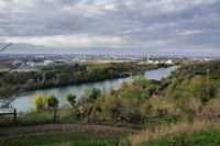 Toulouse depuis l_Oppidum de Cluzel