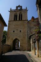 L'eglise d'Aurignac