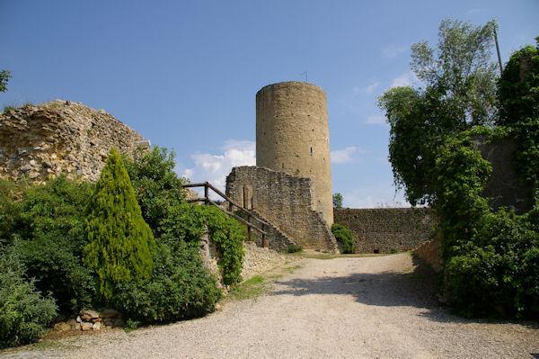 La tour d_Aurignac