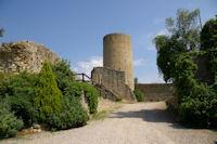 La tour d'Aurignac