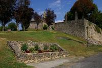 Une chapelle a la sortie d'Aurignac