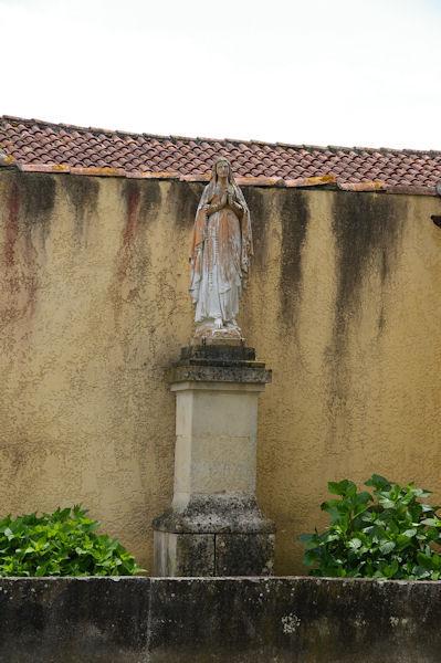 Une vierge à Villemur