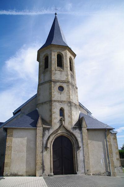 L_église de Ciadoux