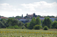 La chapelle de Montaudran