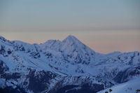 Le Pic du Midi de Bigorre depuis le Sommet de Pouy Louby
