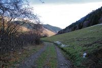 Le chemin vers Picades