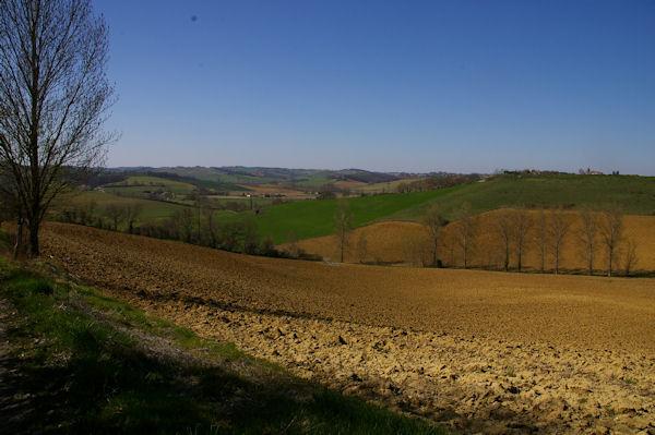 Le vallon du ruisseau de Cardayré