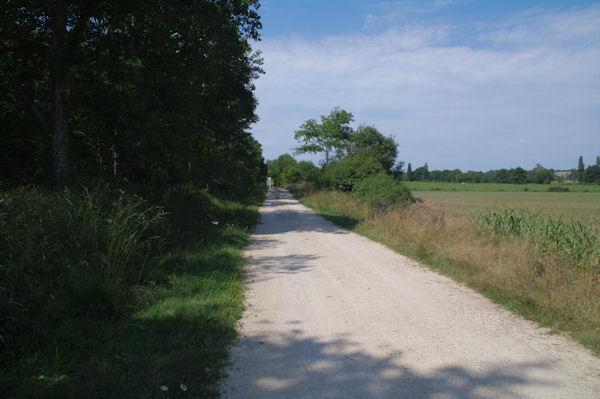 Le GR86 dans la vallée de la Nère