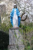 La Vierge de Sarremezan