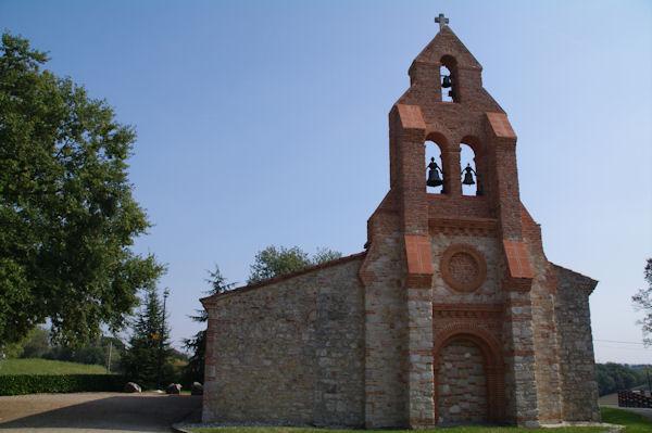 L_église de Prunet