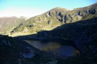 Vue du lac de Bareille