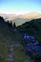 Vue vers la vallee de Bareille