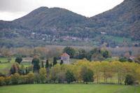 La basilique St Just de Valcabrere