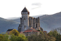 La cathedrale de St Bertrand de Comminges